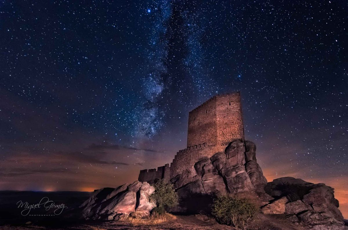 Nocturna - Castillo de Zafra