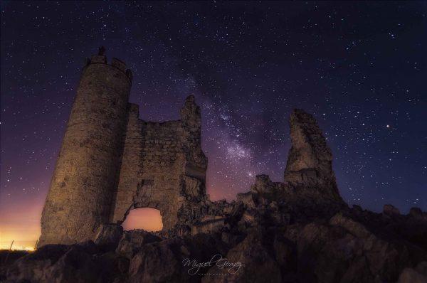 Nocturna - Castillo de Caudilla