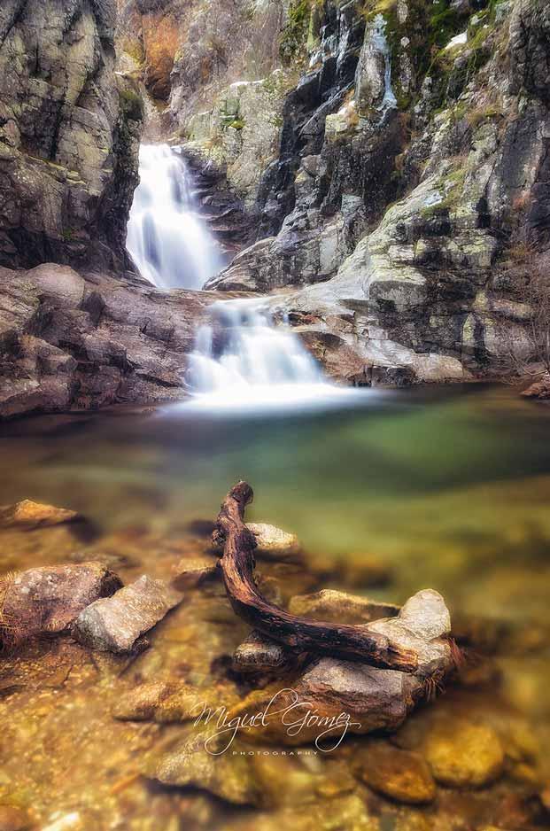 Cascada del Purgatorio - Madrid -