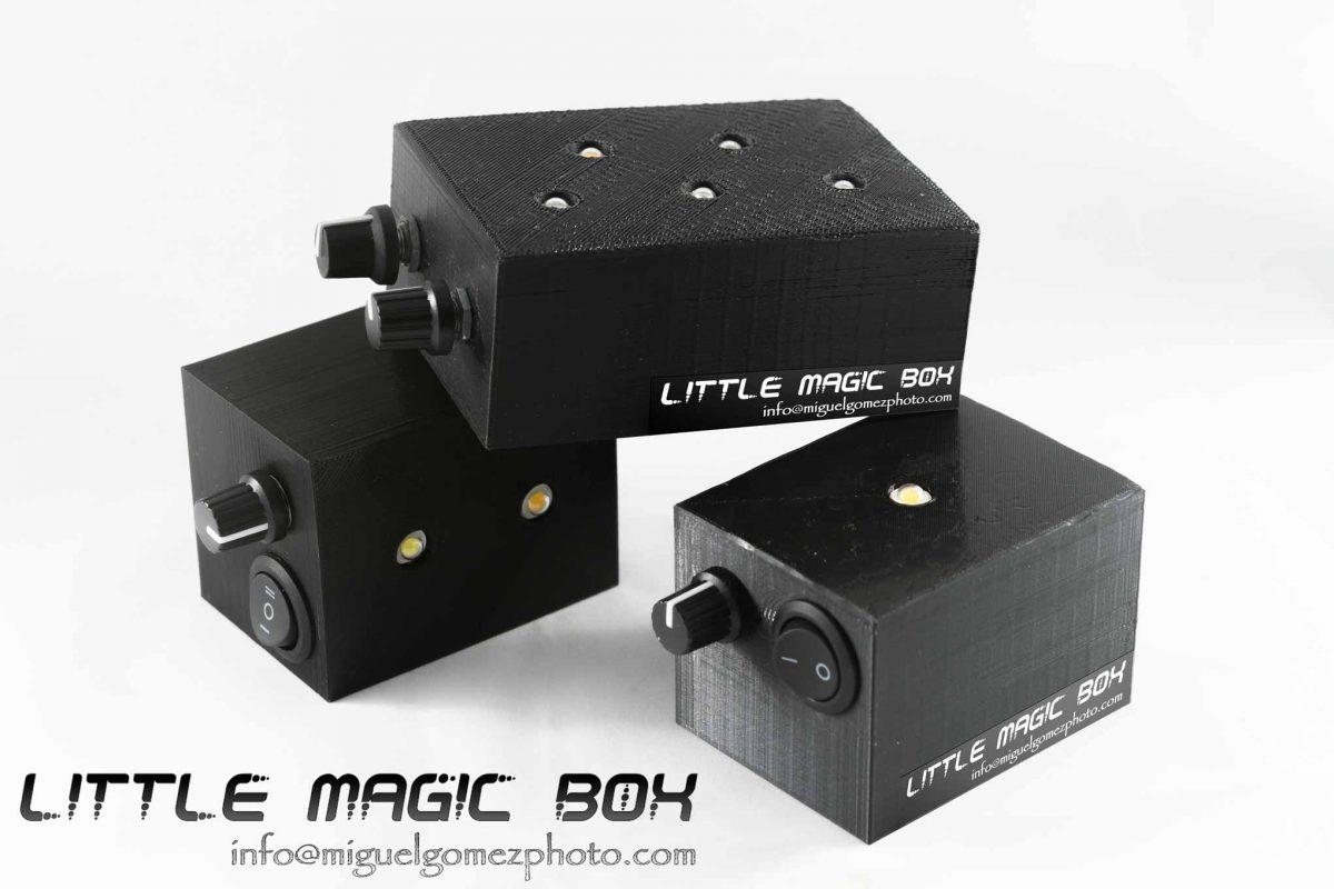 Así es Little Magic Box